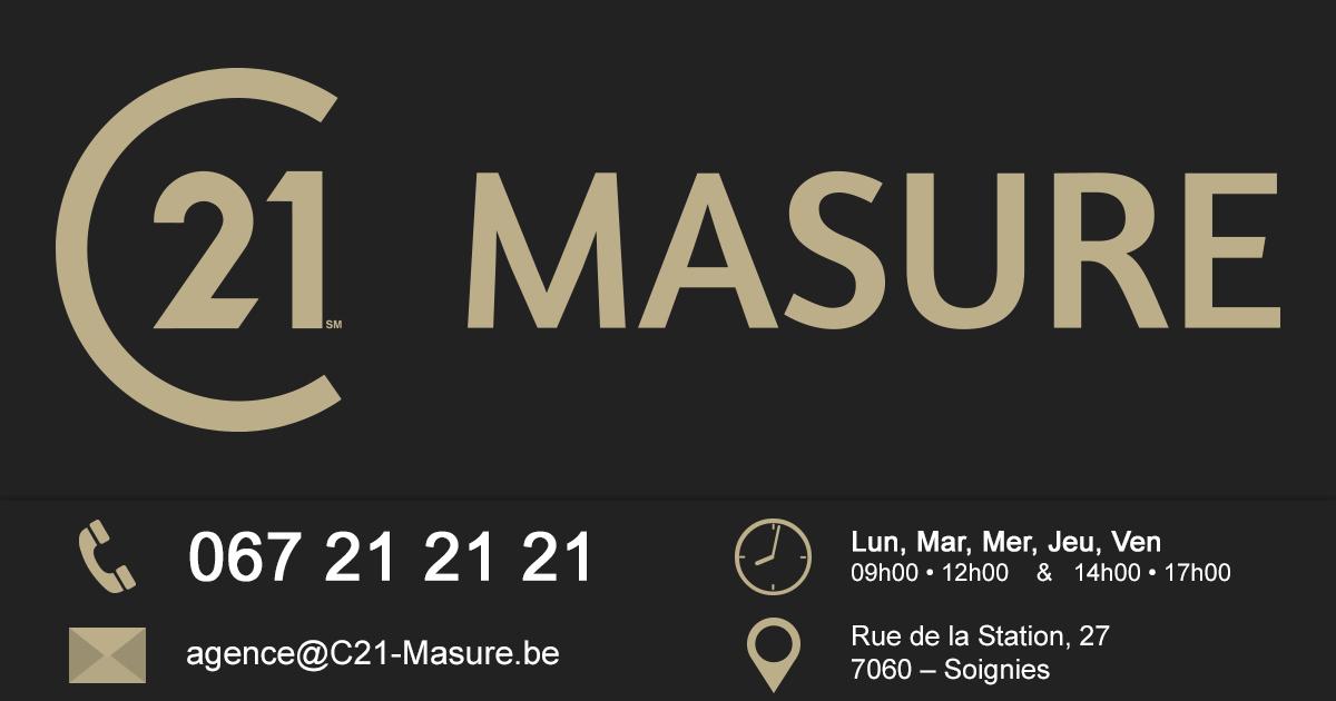 (c) C21-masure.be